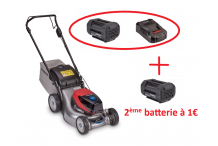 IZY-ON 46 + Batterie 6 Ah et Chargeur Rapide + 2ème batterie à 1€
